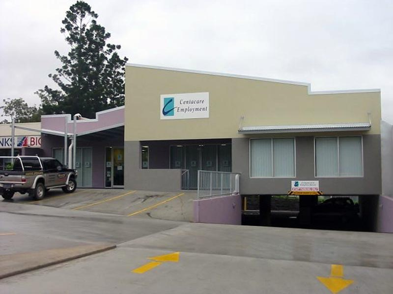 Centacare Employment Office Painting-Goodna