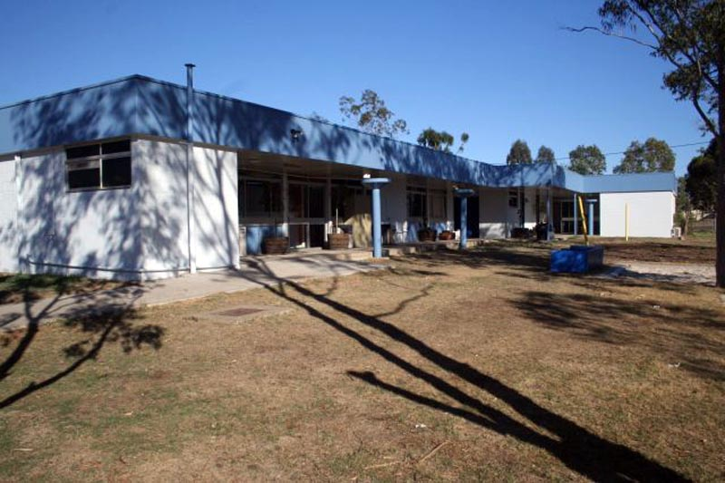 Painting Education Queensland District Offices